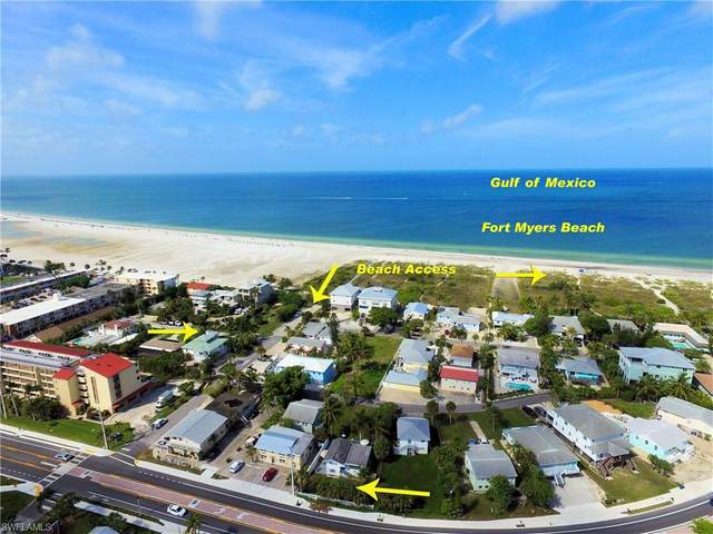 6070 Estero Boulevard, Fort Myers Beach, FL 33931 (MLS #221050777) :: Florida Homestar Team