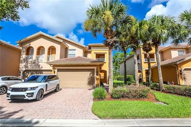 21534 Baccarat Lane #202, Estero, FL 33928 (MLS #221050878) :: Realty World J. Pavich Real Estate