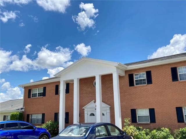 1300 Myerlee Country Club Boulevard #5, Fort Myers, FL 33919 (MLS #221052164) :: Crimaldi and Associates, LLC