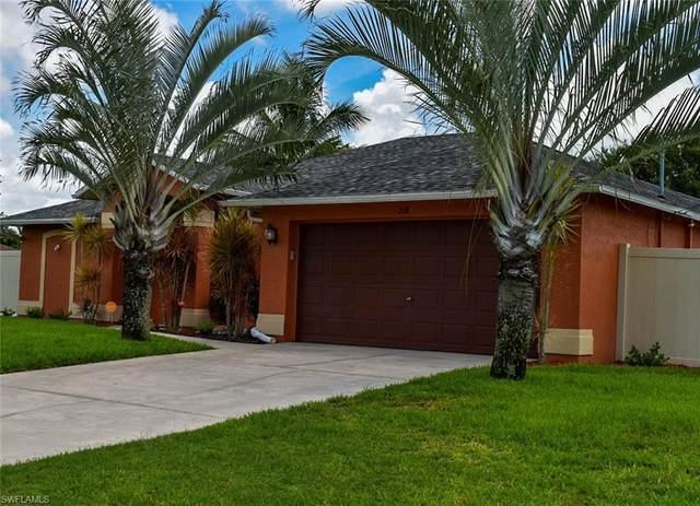 218 SE 3rd Street, Cape Coral, FL 33990 (MLS #221052860) :: Medway Realty