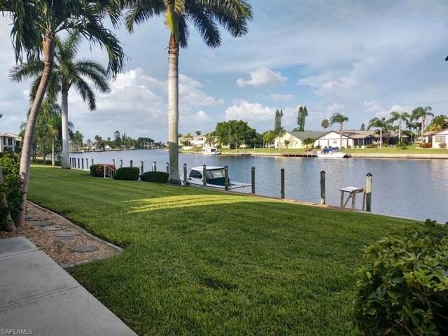 4411 Country Club Boulevard A5, Cape Coral, FL 33904 (MLS #221052935) :: Crimaldi and Associates, LLC