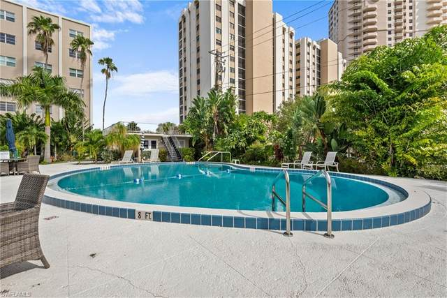 1900 Clifford Street #203, Fort Myers, FL 33901 (MLS #221054516) :: The Naples Beach And Homes Team/MVP Realty