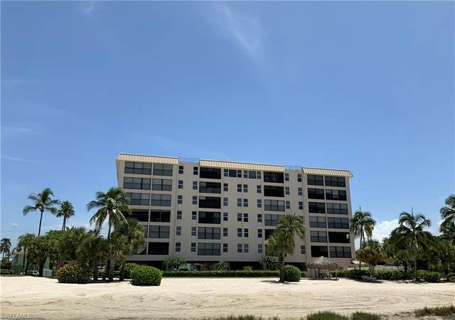 7700 Estero Boulevard #202, Fort Myers Beach, FL 33931 (MLS #221055259) :: RE/MAX Realty Group