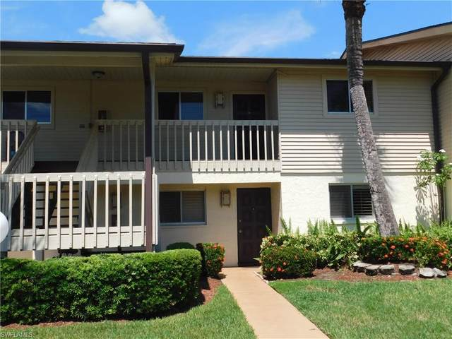 5705 Foxlake Drive #10, North Fort Myers, FL 33917 (MLS #221055343) :: Realty One Group Connections