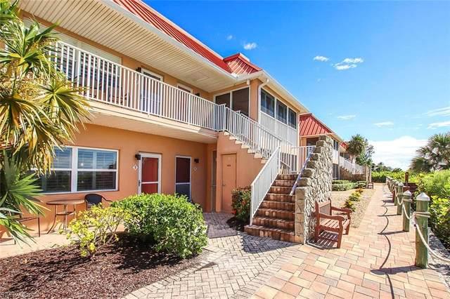 805 E Gulf Drive F3, Sanibel, FL 33957 (MLS #221059156) :: Realty Group Of Southwest Florida
