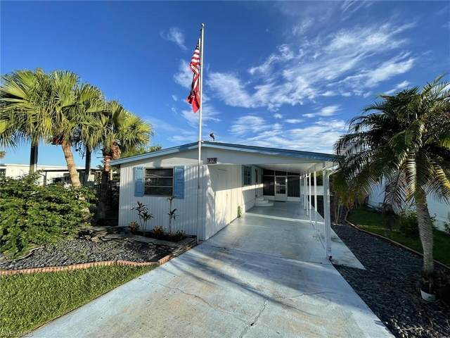 2012 S Olga Drive #26, Fort Myers, FL 33905 (MLS #221059630) :: Realty One Group Connections