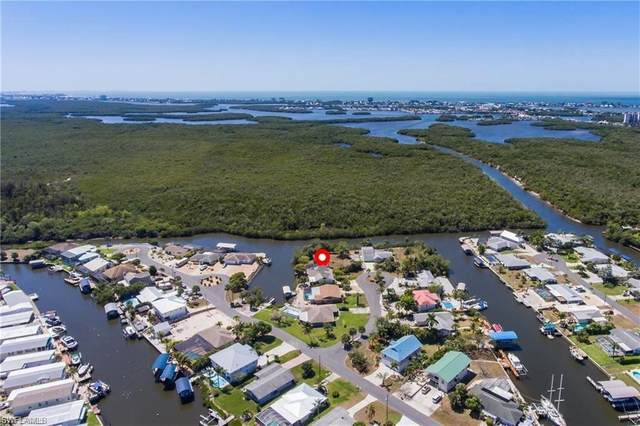 11485 Rebecca Circle, Fort Myers Beach, FL 33931 (MLS #221061022) :: RE/MAX Realty Team