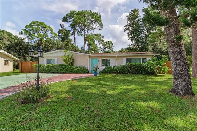 1220 Pondella Circle, North Fort Myers, FL 33903 (MLS #221061253) :: The Naples Beach And Homes Team/MVP Realty