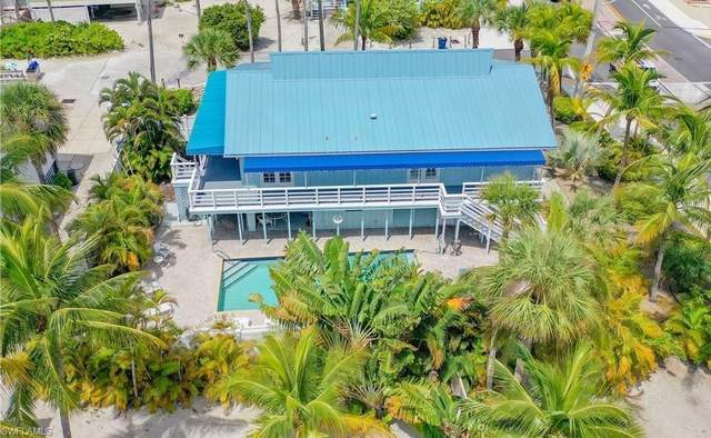 5700 Estero Boulevard, Fort Myers Beach, FL 33931 (MLS #221062602) :: RE/MAX Realty Team