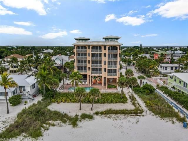 5480 Estero Boulevard #102, Fort Myers Beach, FL 33931 (MLS #221063821) :: The Naples Beach And Homes Team/MVP Realty