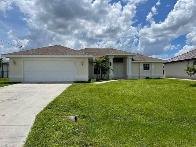 518 SE 1st Terrace, Cape Coral, FL 33990 (MLS #221064210) :: Realty One Group Connections