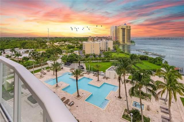 3000 Oasis Grand Boulevard #1007, Fort Myers, FL 33916 (#221065732) :: We Talk SWFL