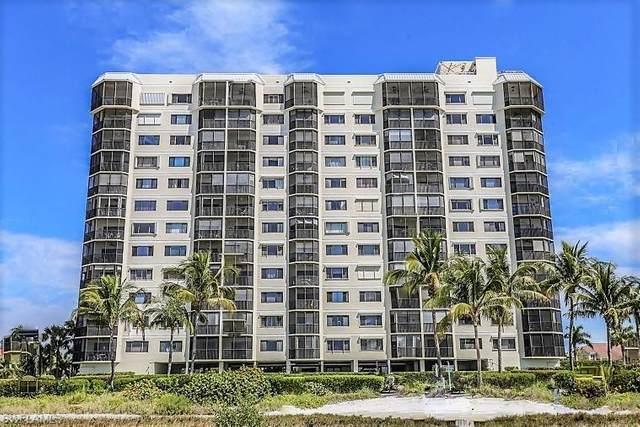7500 Estero Boulevard #803, Fort Myers Beach, FL 33931 (MLS #221065829) :: Domain Realty