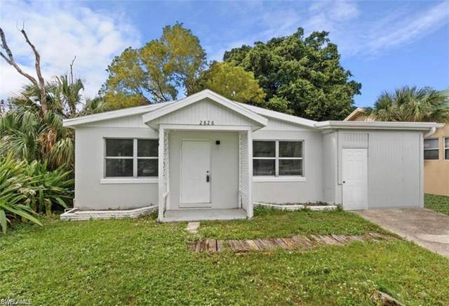 2828 Central Avenue, Fort Myers, FL 33901 (MLS #221066050) :: Wentworth Realty Group