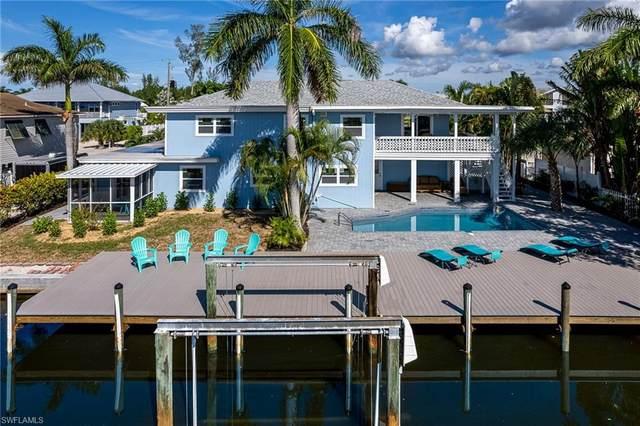 21601/03 Widgeon Terrace, Fort Myers Beach, FL 33931 (#221067646) :: MVP Realty