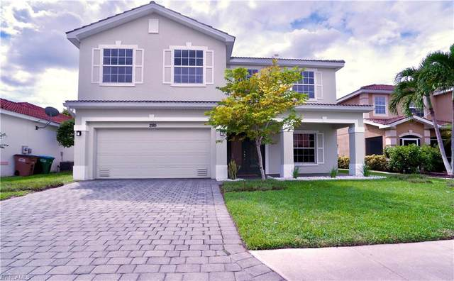 2185 Cape Heather Circle, Cape Coral, FL 33991 (MLS #221067684) :: Wentworth Realty Group
