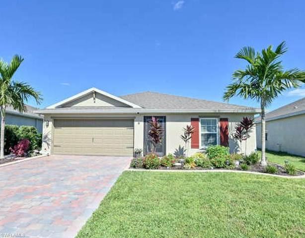 3437 Cancun Court, Cape Coral, FL 33909 (#221069158) :: Jason Schiering, PA