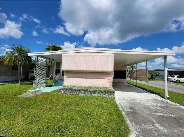 27 Poinsettia Drive, Fort Myers, FL 33905 (MLS #221071822) :: Domain Realty