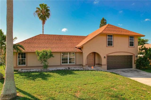 714 SW 35th Street, Cape Coral, FL 33914 (MLS #221072013) :: #1 Real Estate Services