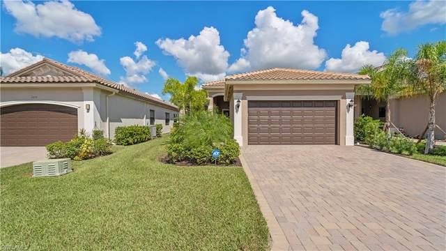 11616 Meadowrun Circle, Fort Myers, FL 33913 (#221073215) :: Jason Schiering, PA