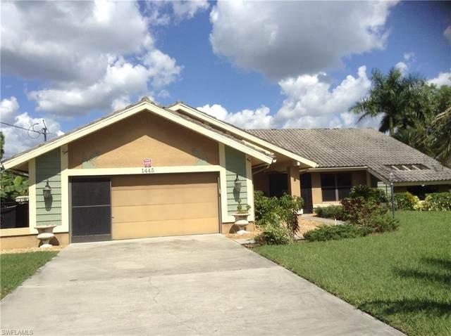 1445 Scenic Street, Lehigh Acres, FL 33936 (MLS #221073352) :: #1 Real Estate Services