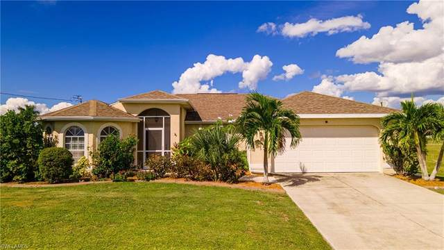 4425 NW 32nd Terrace, Cape Coral, FL 33993 (MLS #221073750) :: Domain Realty