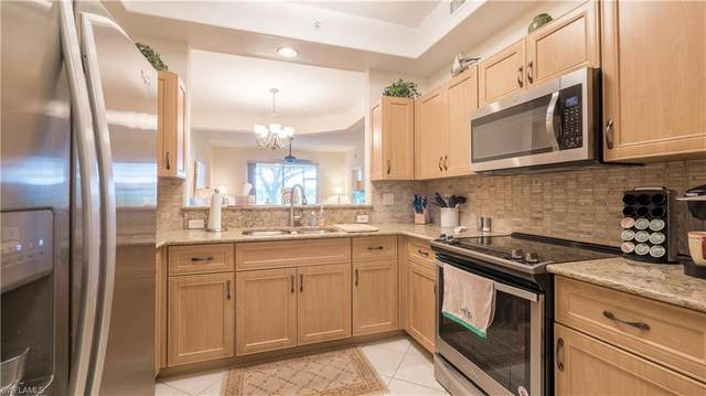 14531 Sherbrook Place #105, Fort Myers, FL 33912 (MLS #221073806) :: #1 Real Estate Services