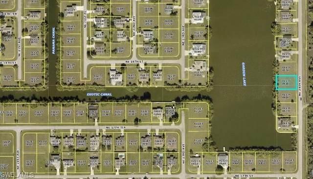 1726 NE 24th Avenue, Cape Coral, FL 33909 (MLS #221073879) :: #1 Real Estate Services