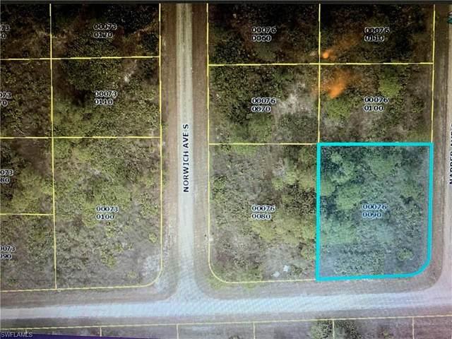 244 Napper Avenue S, Lehigh Acres, FL 33974 (#221075484) :: Jason Schiering, PA