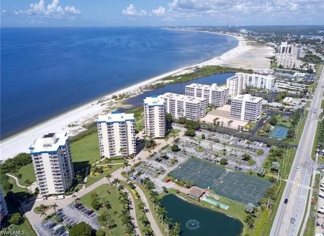 7360 Estero Boulevard Ph2, Fort Myers Beach, FL 33931 (MLS #219044957) :: Clausen Properties, Inc.
