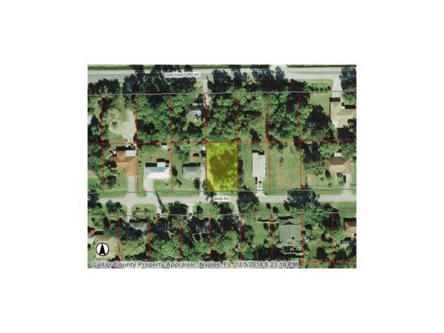 5114 Bass Rd, Immokalee, FL 34142 (MLS #214067330) :: The New Home Spot, Inc.