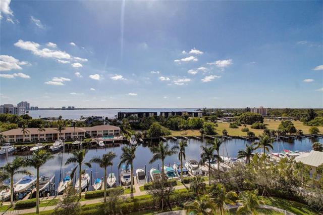 3426 Hancock Bridge Pky 806 WEST, North Fort Myers, FL 33903 (MLS #216003108) :: RE/MAX Realty Team