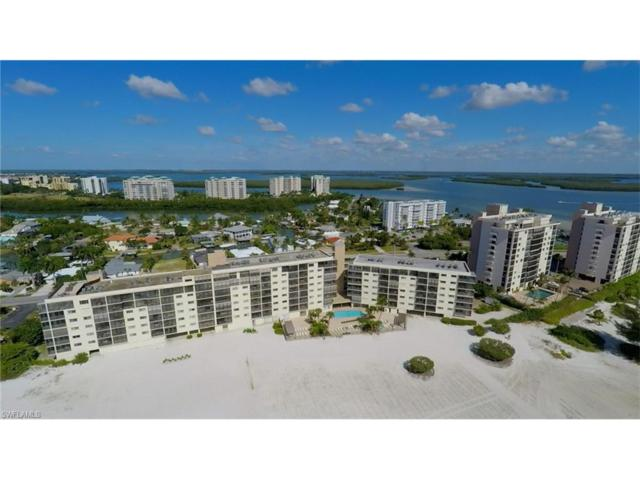 8350 Estero Blvd #424, Fort Myers Beach, FL 33931 (#216042845) :: Homes and Land Brokers, Inc