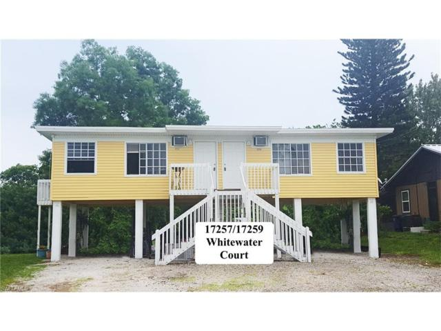 17257/259 Whitewater Ct, Fort Myers Beach, FL 33931 (MLS #216054916) :: The New Home Spot, Inc.