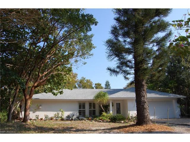 2074 Wild Lime Dr, Sanibel, FL 33957 (MLS #216065015) :: The New Home Spot, Inc.