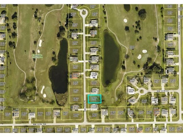 1433 NW 29th Pl, Cape Coral, FL 33993 (#217003348) :: Homes and Land Brokers, Inc