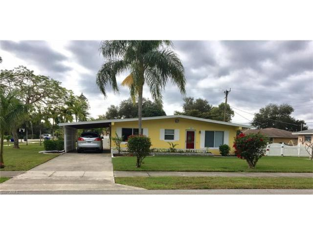 1596 Jefferson Ave, Fort Myers, FL 33901 (MLS #217007630) :: The New Home Spot, Inc.