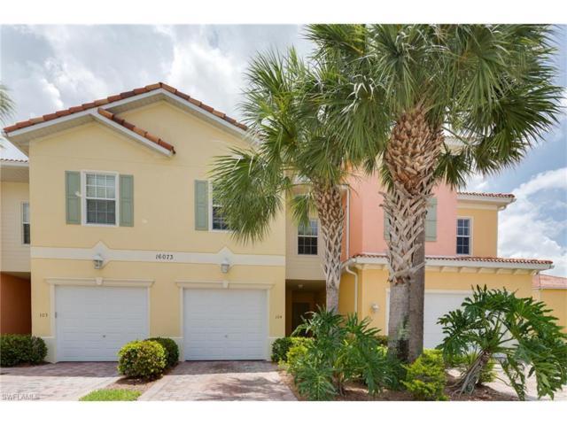 16073 Via Solera Cir #104, Fort Myers, FL 33908 (MLS #217036942) :: The New Home Spot, Inc.