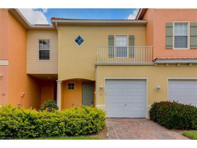 16066 Via Solera Cir #105, Fort Myers, FL 33908 (MLS #217040437) :: The New Home Spot, Inc.
