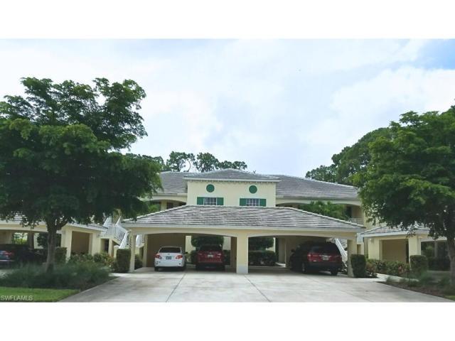 15000 Sandpiper Preserve Blvd #102, Fort Myers, FL 33919 (MLS #217042655) :: The New Home Spot, Inc.