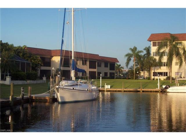 4277 Mariner Way #115, Fort Myers, FL 33919 (MLS #217061983) :: The New Home Spot, Inc.