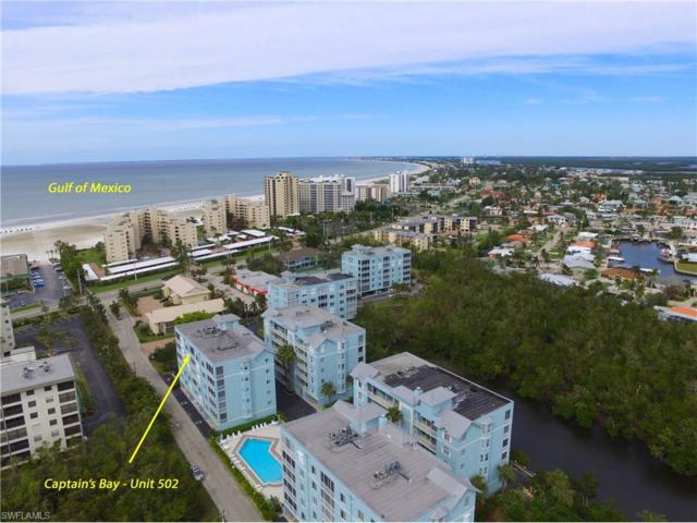 22736 Island Pines Way #502, Fort Myers Beach, FL 33931 (MLS #217064458) :: The New Home Spot, Inc.