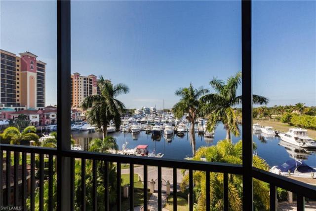 5704 Cape Harbour Dr #306, Cape Coral, FL 33914 (MLS #218010707) :: The New Home Spot, Inc.