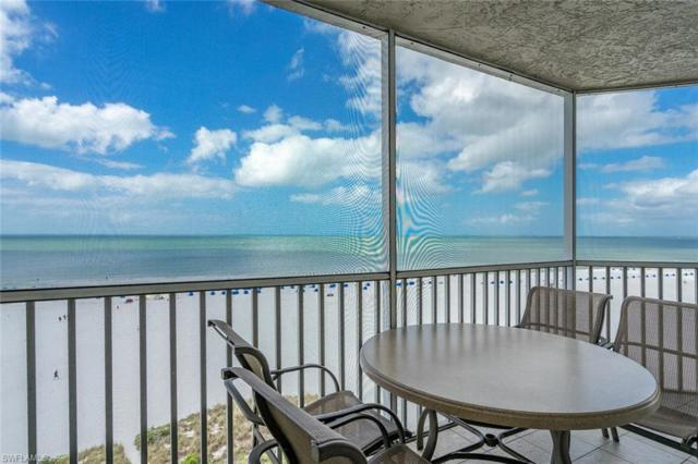 6620 Estero Blvd #1006, Fort Myers Beach, FL 33931 (MLS #218014064) :: RE/MAX Realty Team