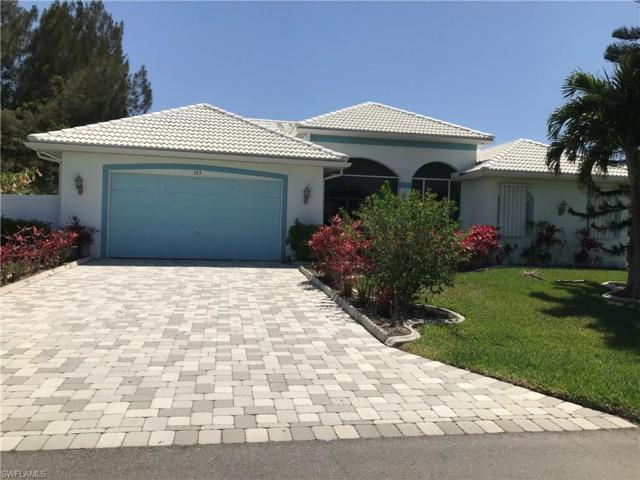 123 SE 16th Pl, Cape Coral, FL 33990 (MLS #218021862) :: RE/MAX Realty Team
