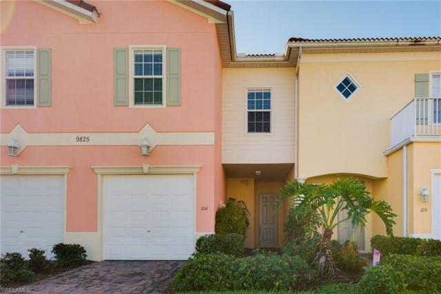 9825 Cristalino View Way #104, Fort Myers, FL 33908 (MLS #218028703) :: RE/MAX DREAM