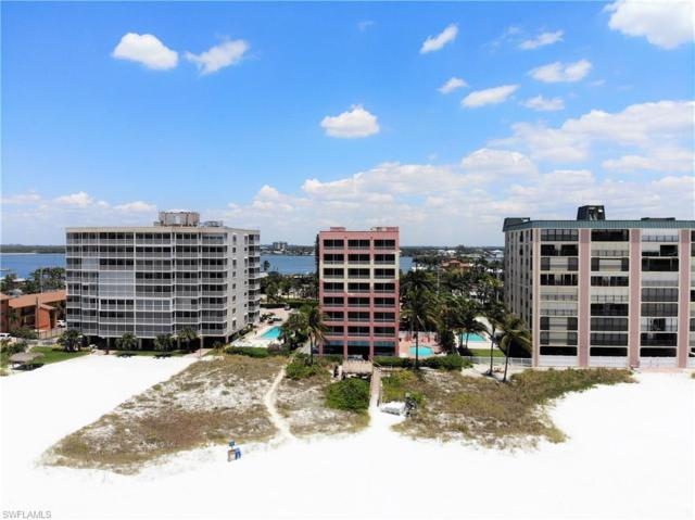 510 Estero Blvd #305, Fort Myers Beach, FL 33931 (MLS #218034034) :: The Naples Beach And Homes Team/MVP Realty