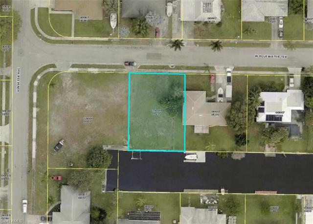 1751 W Bluewater Ter, North Fort Myers, FL 33903 (MLS #218036332) :: Clausen Properties, Inc.