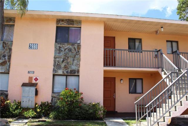 2690 Park Windsor Dr #604, Fort Myers, FL 33901 (MLS #218044579) :: RE/MAX Realty Team