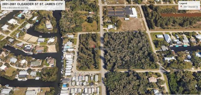 2651-2661 Oleander St, St. James City, FL 33956 (MLS #218061008) :: The New Home Spot, Inc.